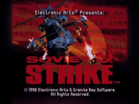 PSX Longplay [301] Soviet Strike