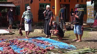 Part3 Upacara adat Rambu solo\x27 alm. Paulus Ambo\x27 di Bokko Toraja