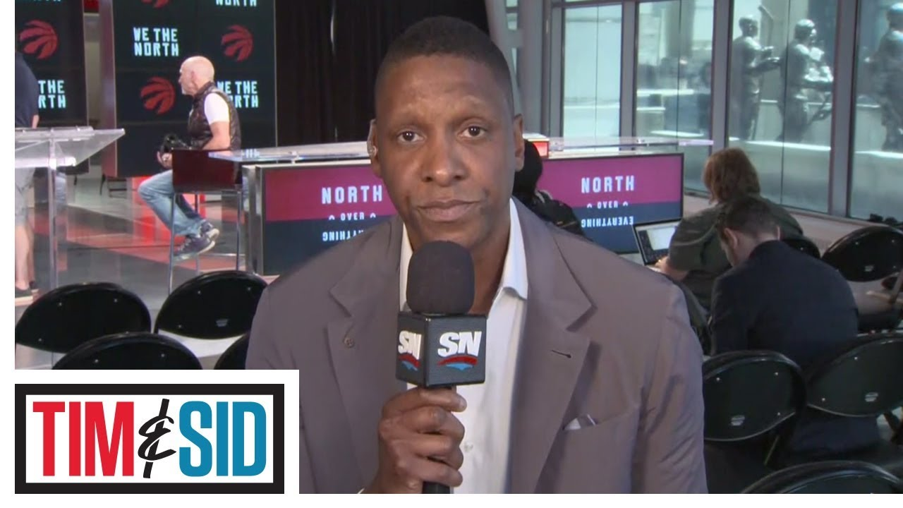 Raptors' Masai Ujiri learned a lot while looking for new head coach