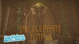 SBIS29 The Elephant Temple of the Forsaken Desert by shookie_monster