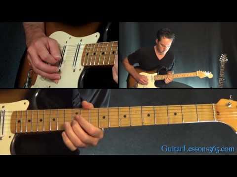 Sweet Child O' Mine Instrumental Guitar Cover by Carl Brown - Guns N' Roses