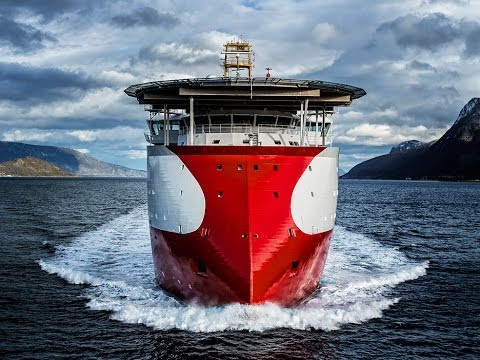 ULSTEIN brief history - 300 vessels