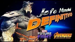 5 Batallas Cull Obsidian Definitivo (Infinity War 4.1) / Marvel Future Fight