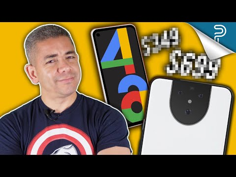 Google Pixel 4a and Pixel 5 Price: Seriously?