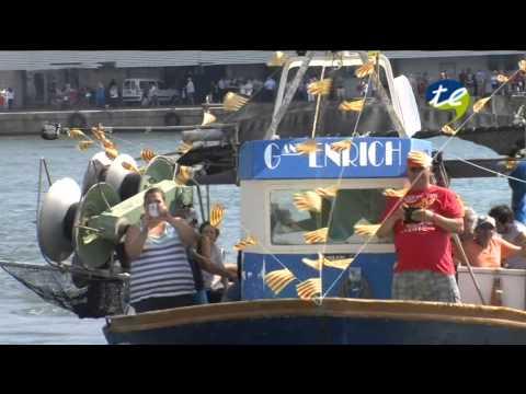 Els mariners commemoren la festa del Carme