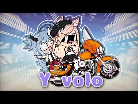 ☆Y Volo☆《Ft:•ღBriSa's Gameღ•》(Lazy ;-;)
