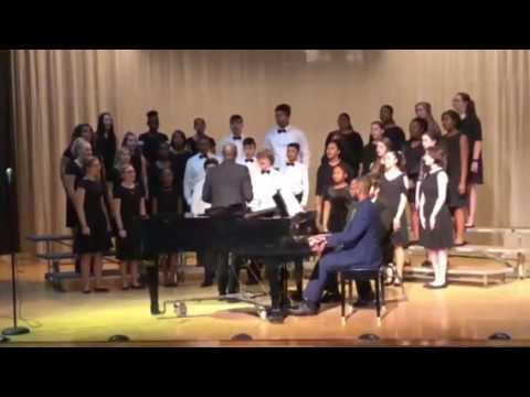 North Augusta Middle School Jacket Singers - Artza Alinu by Earlene Rentz