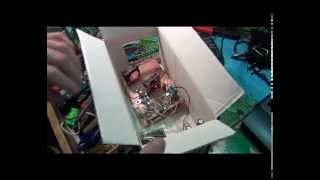 Самодельный лазерный спирограф