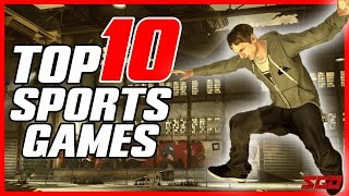10 SPORTS GAMES YOU NEED TO PLAY