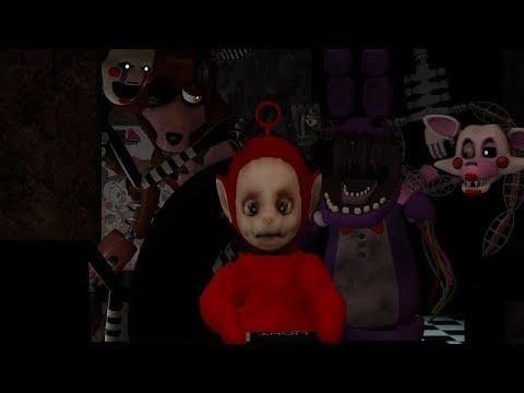Po's Night At Freddy's! (SFM)