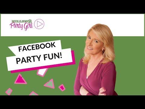 3 Fun Ideas For Facebook Parties 2018
