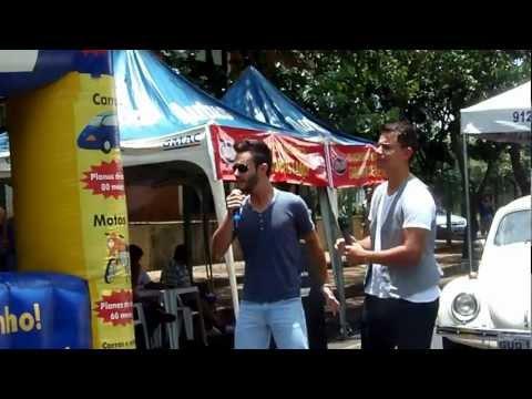 João Neto e Willian Bastidores do Shop Car dia 02/02/2013