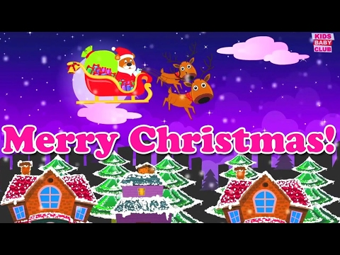 Santa Claus is coming to town | Christmas songs for children | Festive songs compilation