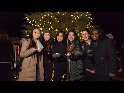 A Christmas message from the College of Saint Benedict