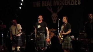 REAL McKENZIES LIVE @ PARADISO - AMSTERDAM (NL) - 08.02.2012 - PT 1 .