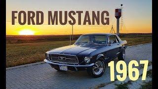 Cum merge? Ford Mustang 1967 - Visul american!