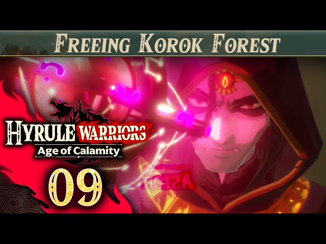 Hyrule Warriors Age Of Calamity Where To Find Great Hyrule Forest Korok