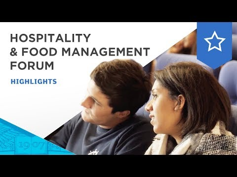 ESSEC International Hospitality & Food Management Forum 2017