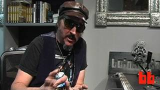 Les Claypool on his Metallica audition ( BB Video)