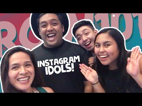 Instagram Idols!