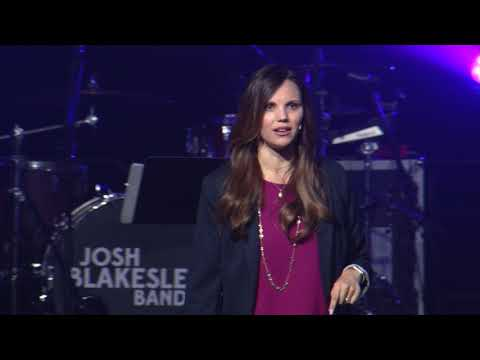 Leah Darrow - The Cross Revealed - Steubenville South 2018