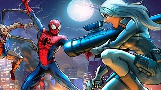 Spider-Man Unlimited - NEW SILVER SABLE UPDATE