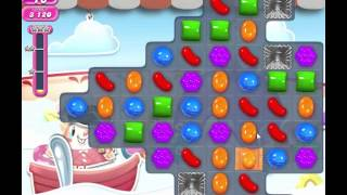 Candy Crush Saga level 615 - 3 stars, no boosters used!