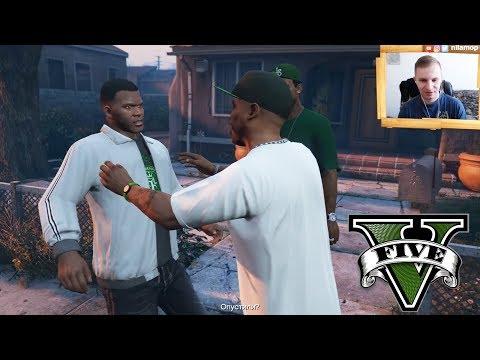 №881: РАЗБОРКИ КРУТЫХ РЕБЯТ - Grand Theft Auto V