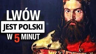 Lwów: Kazimierz Wielki zdobywa Lwów. Historia Polski w pigułce.