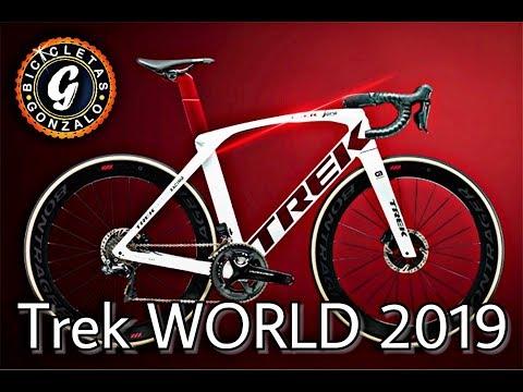 Presentación Trek World  2019. Trek Collection 2019.