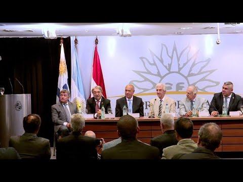 Uruguay, Argentina y Paraguay promoverán en Rusia Mundial 2030