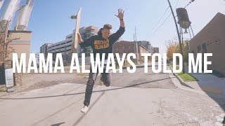 Tyler Ward - Mama Always Told Me (Original Lyric Video in VR)