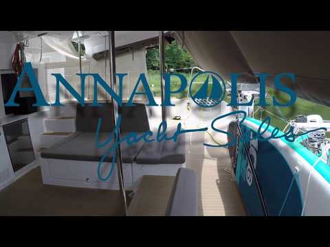 Brokerage - 2016 Lagoon 450 - by Annapolis Yacht Sales
