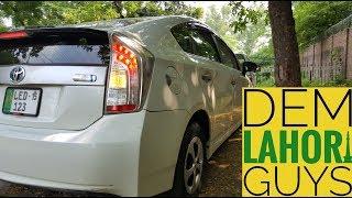 Toyota Prius 2011-2015 1.8L Plug-in Hybrid: Review | Urdu