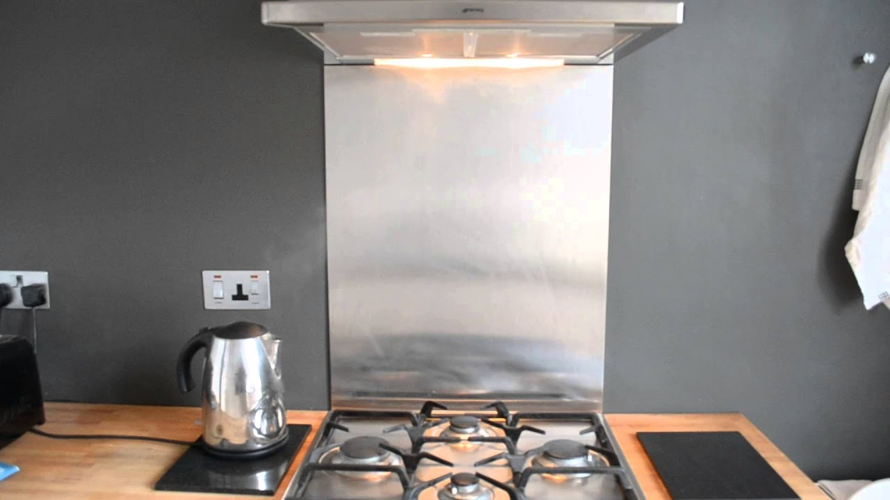 SMEG KD61X 60cm canopy hood in brushed stainless steel 530m3 h #1: maxresdefault