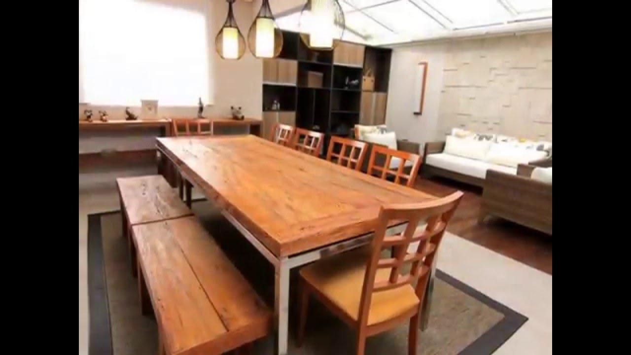 Moveis rusticos mesa rustica aparadores rusticos bancos e - Aparadores de cocina modernos ...