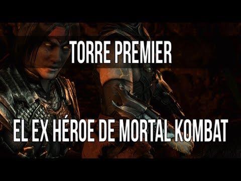 MKXL   El ex héroe de Mortal Kombat thumbnail