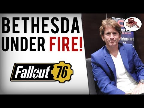 Bethesda SLAMMED By Law Firm With Legal Demands, Fallout 76 Unfair Bans, New Bugs, P2W Issue & More! thumbnail