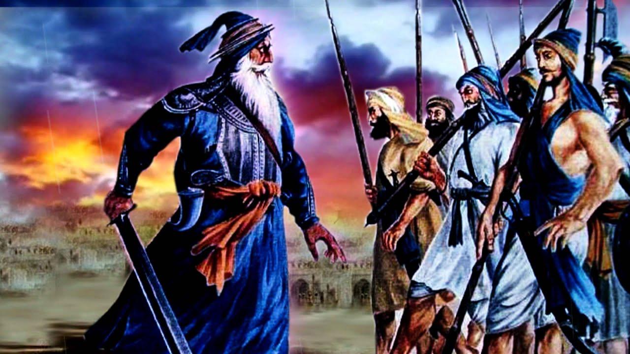 Shaheed Baba Deep Singh Ji