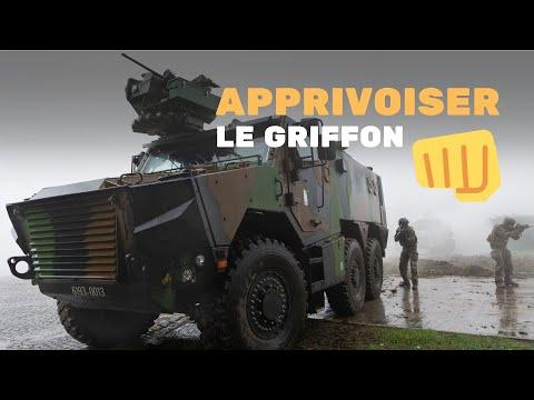 Les primo-formateurs Griffon en stage à Canjuers