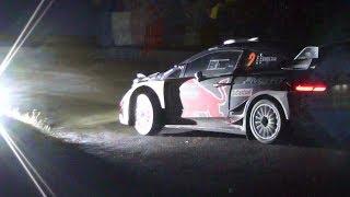 Rallye Monte Carlo 2018 day 1