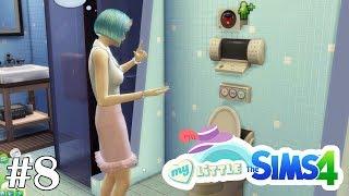 Когда унитаз лучше парня - My Little Sims (Город) - #8