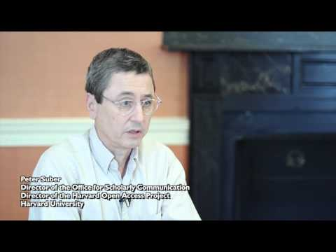 Office Hours: Peter Suber on Open Access
