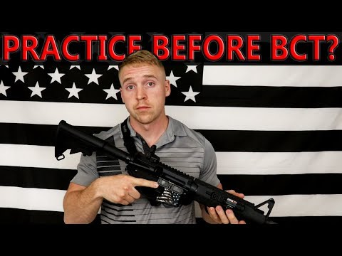Should You Practice Shooting Before BCT?  Tips To Improve