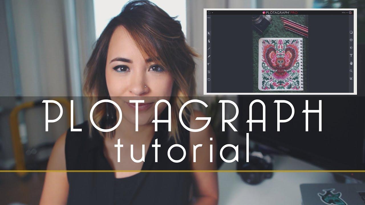 PLOTAVERSE PHOTO ANIMATION | tutorial | atolavisuals