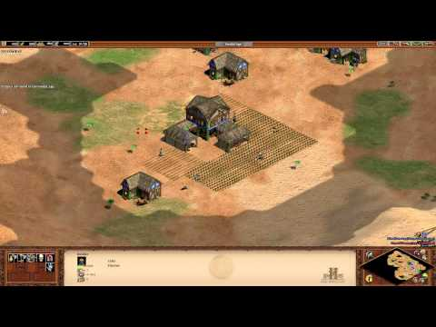 Age of Empires 2: Drush - Fast Castle [Build guide]