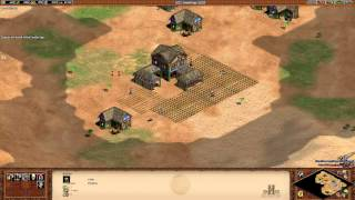 Age of Empires 2: Drush - Fast Castle [Build guide]