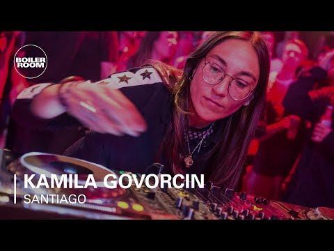 Kamila Govorcin Techno Mix | Boiler Room BUDx Santiago