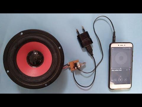 cara membuat speker hp sederhana menggunakan USB