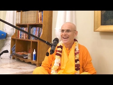 To see our life reflected in the Caitanya Caritamtar part 1 - HH Kadamba Kanana Swami